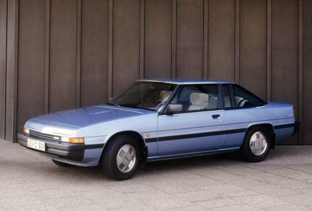 Mazda 929 Coupe (1984)