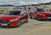 Mazda 6 - Mazda CX-5