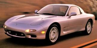 Mazda RX-7, generacja FD (1993)