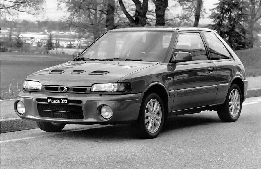 Mazda 323 GT-R (1992)