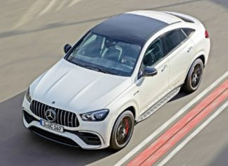 Nowy Mercedes-AMG GLE 63 Coupe kontra rywale