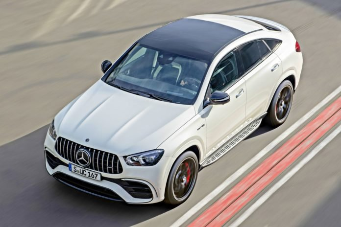 Mercedes-AMG GLE 63 S 4MATIC+ Coupe
