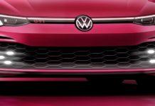Nowy VW Golf VIII GTI