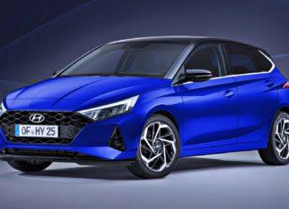 Nowy Hyundai i20 – pierwsze informacje, zdjęcia, silniki | Genewa 2020