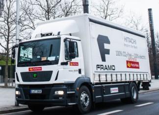 Największa elektryczna ciężarówka. Testy już na polskich drogach