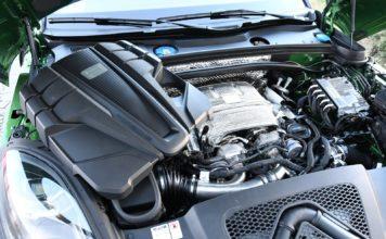 Porsche Macan Turbo (2020) - silnik 2.9 V6 biturbo (440 KM)