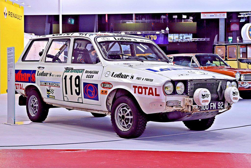 Renault 12 Kombi