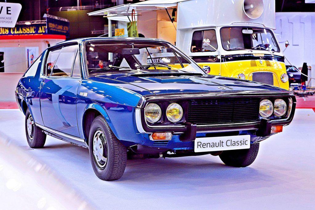 Renault 17 TL