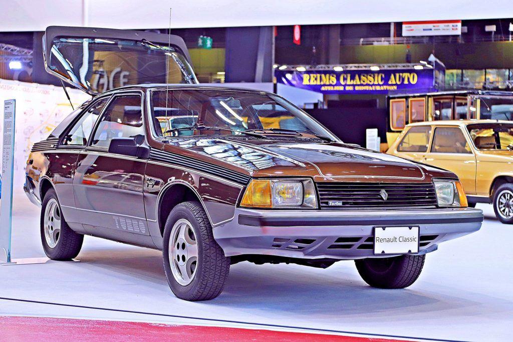 Renault Fuego Turbo (USA)