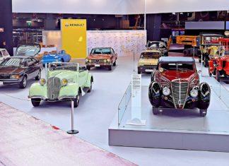 Renault na salonie Retromobile. Pamiętacie te modele?
