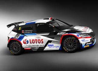 Kajetanowicz w sezonie WRC 3 za kierownicą Skody Fabii R5 evo!