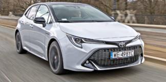 Toyota Corolla GR Sport Hybrid