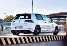 VW Golf HGP Turbo