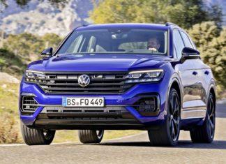 Volkswagen Touareg R – oficjalne zdjęcia i informacje