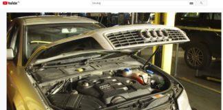 Audi A4 800 tys. km przebiegu