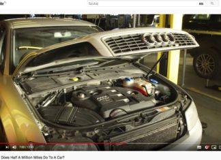 Serwis Audi A4 1.9 TDI po 864 000 km. Co trzeba wymienić?