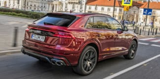Audi SQ8 TDI tył
