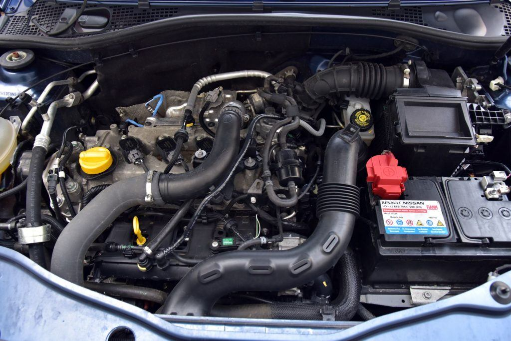 DACIA Duster I FL 1.2TCe 105KM 6MT 4WD WE278LC 04-2016