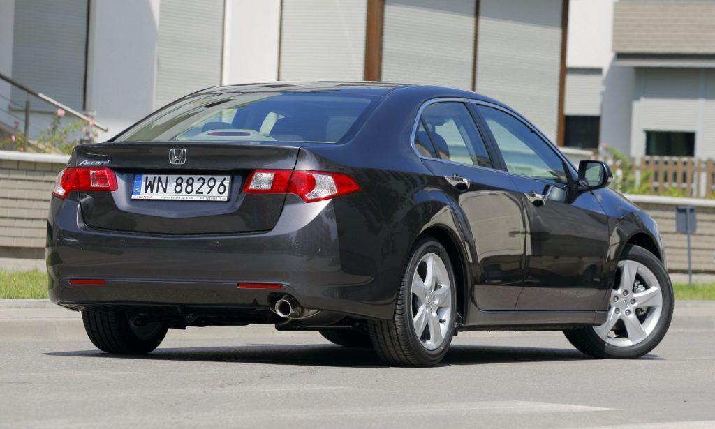 Honda Accord VIII