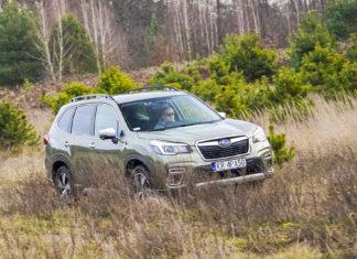 Subaru Forester e-Boxer - TEST
