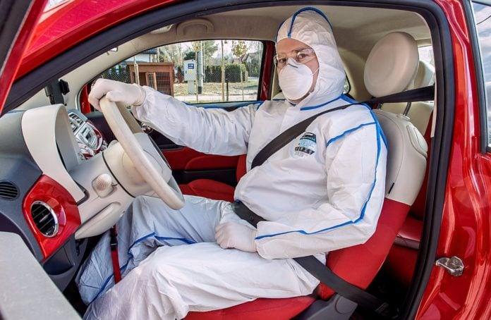 Koronawirus-w-samochodzie