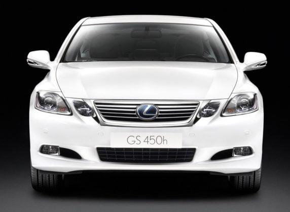 Lexus GS III 01