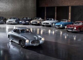 Mercedes SL kończy 70 lat. Oto najciekawsze wersje tego sportowego modelu