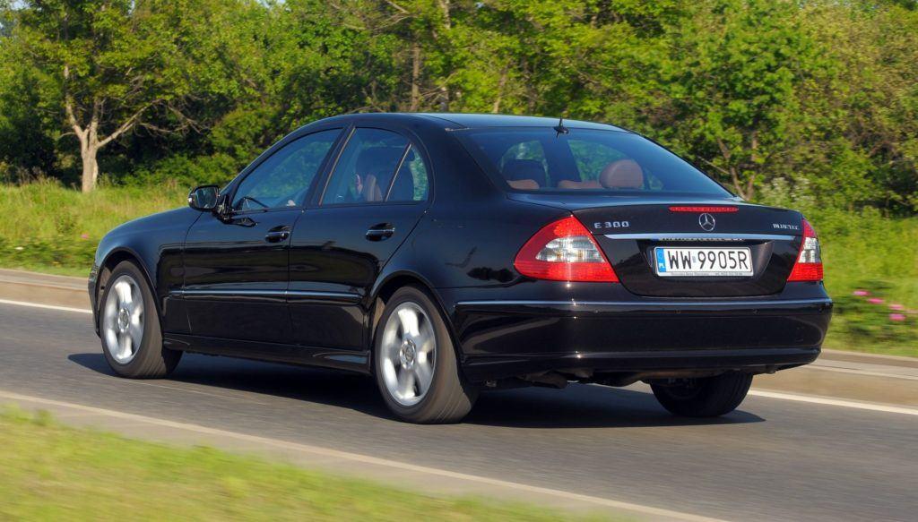 Mercedes klasy E W211 05