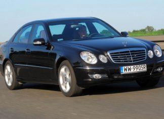 Używany Mercedes klasy E (W211; 2002-2009) - opinie, dane techniczne, usterki