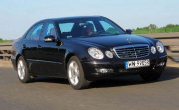 Mercedes klasy E W211 06