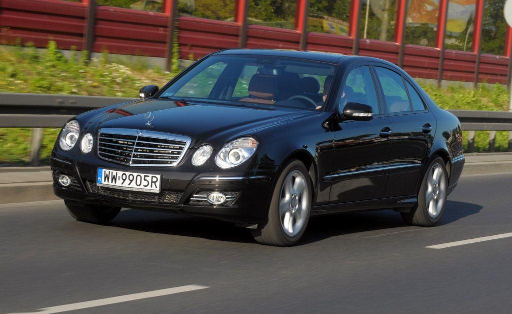 Mercedes klasy E W211 07