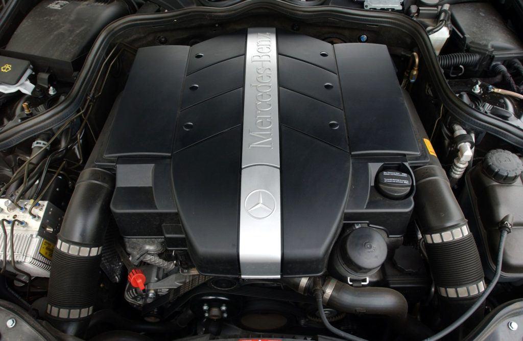 Mercedes klasy E W211 22