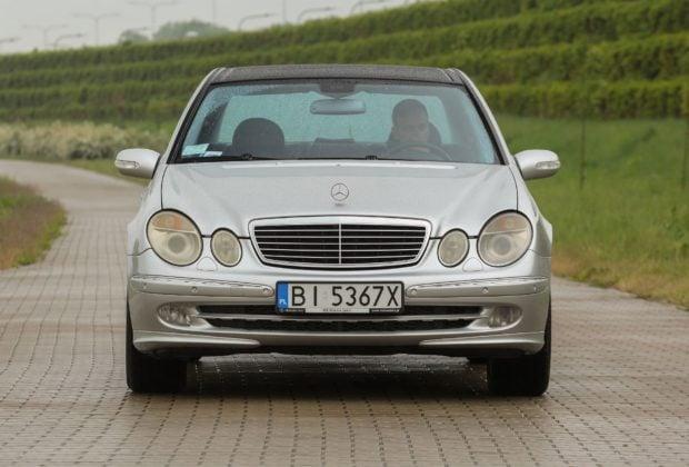 Mercedes klasy E (W211)