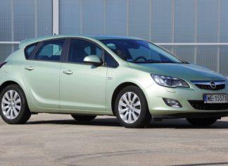 Używany Opel Astra J (2009-2016) - który silnik wybrać?