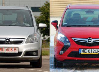 Używany Opel Zafira B i Opel Zafira C - którą generację wybrać?