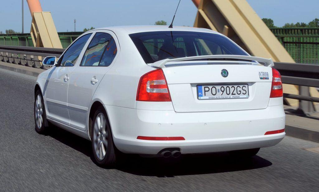 Skoda Octavia II RS