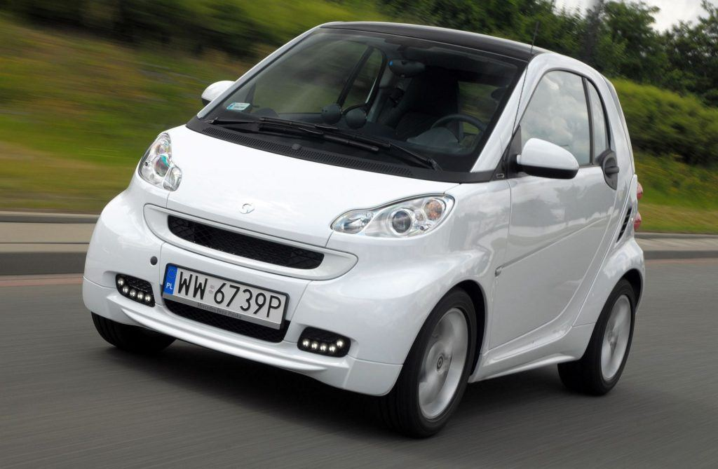 Smart ForTwo II 09