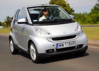 Używany Smart Fortwo II (2007-2014) - opinie, dane techniczne, usterki