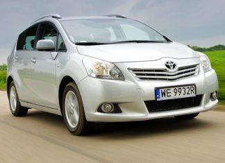 Używana Toyota Verso (2009-2018) - opinie, dane techniczne, usterki