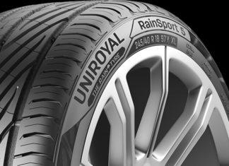 Opona Uniroyal RainSport 5 (NOWOŚĆ) Aż 7 lat gwarancji od daty zakupu!