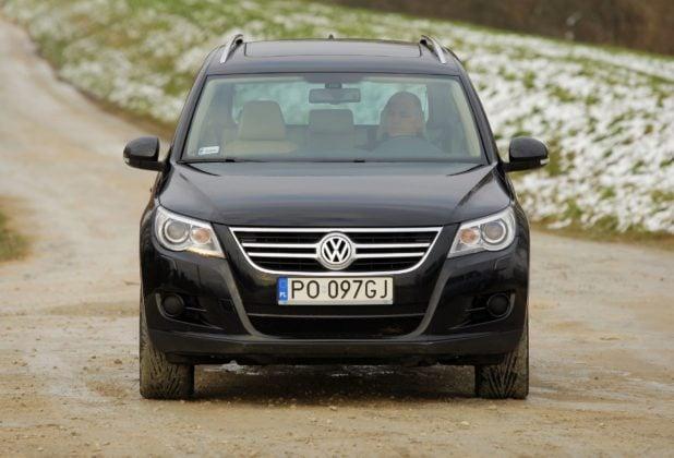 Volkswagen Tiguan I