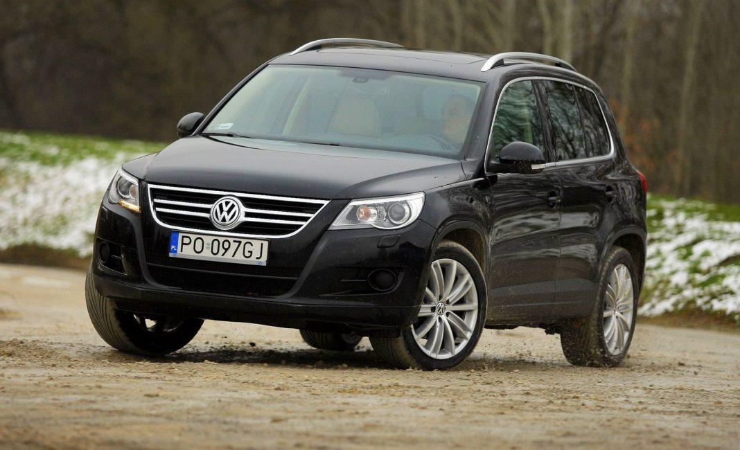 Używany Volkswagen Tiguan I (2007-2015) - opinie, dane ...