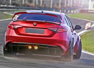 Alfa Romeo Giulia GTA – oficjalne zdjęcia i informacje