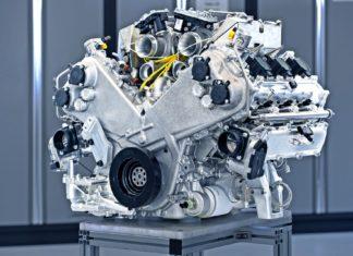 Aston Martin pokazał nowy silnik. To hybrydowe V6