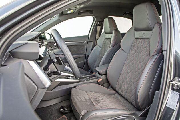 Audi A3 Limousine (2021)
