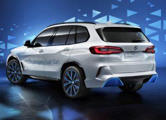 BMW nie wierzy w samochody elektryczne i pracuje nad wodorowym X5