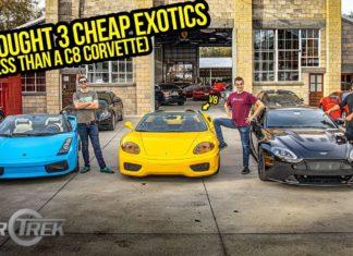 Nowa Corvette czy używane Ferrari?