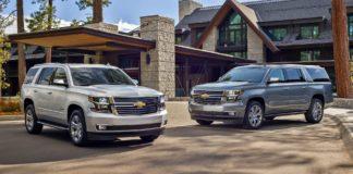 Chevrolet Tahoe - Chevrolet Suburban