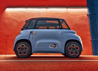 Citroen Ami – elektryczne autko do miasta