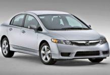 Honda Civic LX-S Sedan